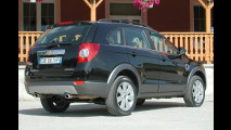 Im Test: Chevrolet Captiva