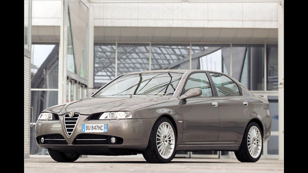 Alfa Romeo 166 (bis 2007)
