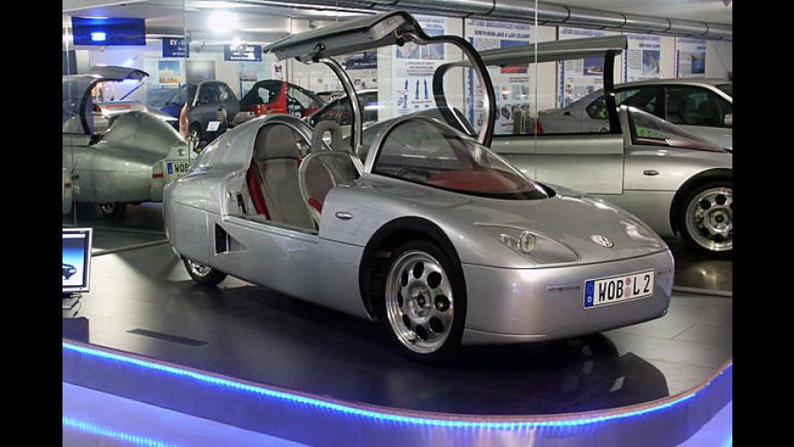 Technikrarität von VW: Ein-Liter-Auto im Museum Autovision