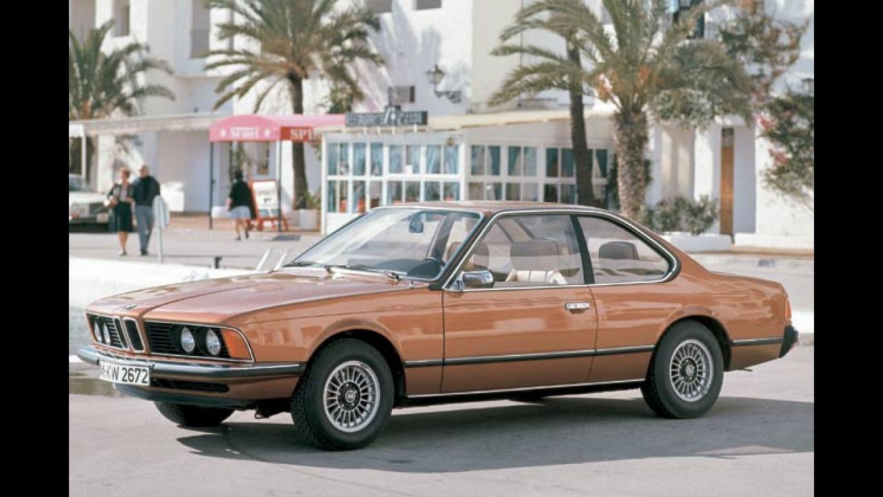 Sportwagen-Ikonen aus den 70er-Jahren - BMW 6er