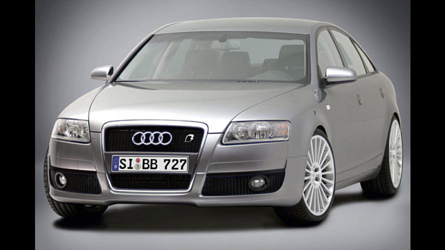 Öl-Brenner wird heißer: B&B bestückt den Audi A6 mit 300 PS