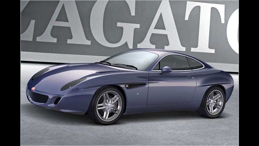 Zagato zeigt in Genf die 500-PS-Sportwagenstudie Diatto