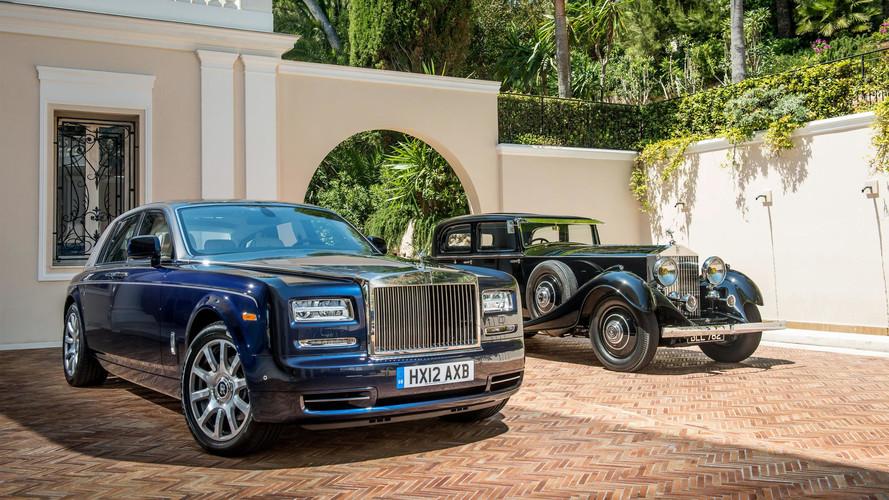 Fotoğraflarla Rolls-Royce Phantom tarihinde yolculuk
