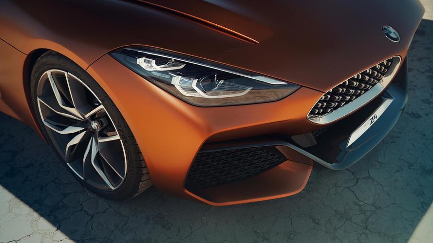 Meglepetéssel készül a BMW a Monterey Car Week-re