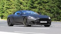 Aston Martin DB11S casus fotoğraflar