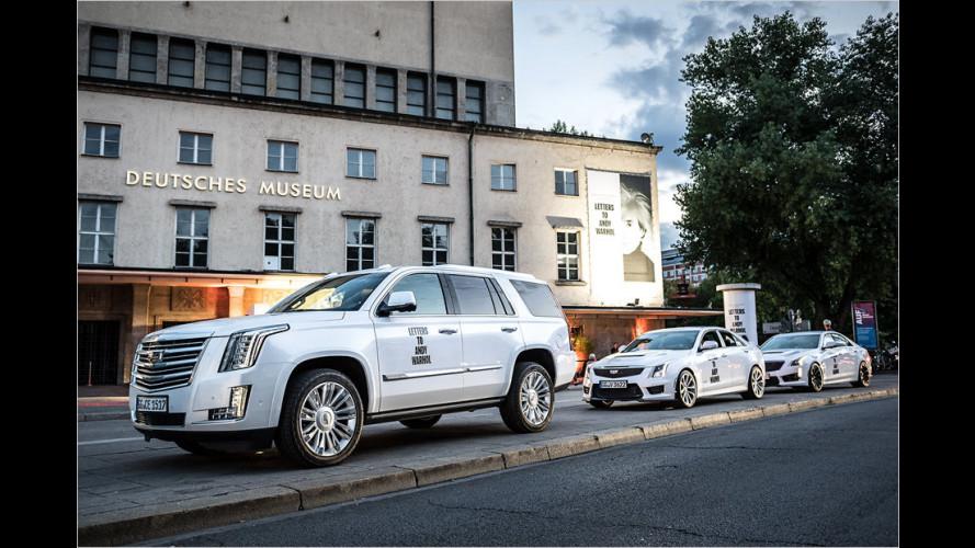 """Neues Fahrzeug-Nutzungsmodell """"Book by Cadillac"""""""