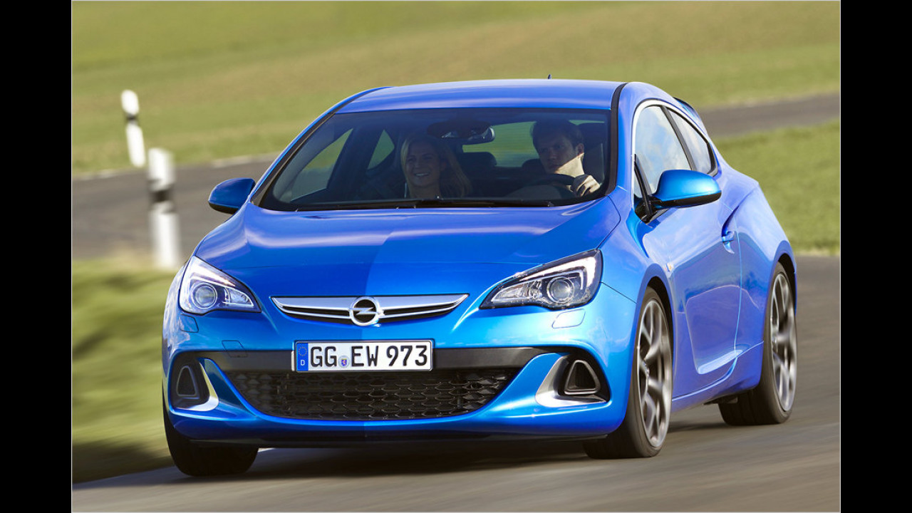 GTC 2.0 Turbo OPC: 280 PS