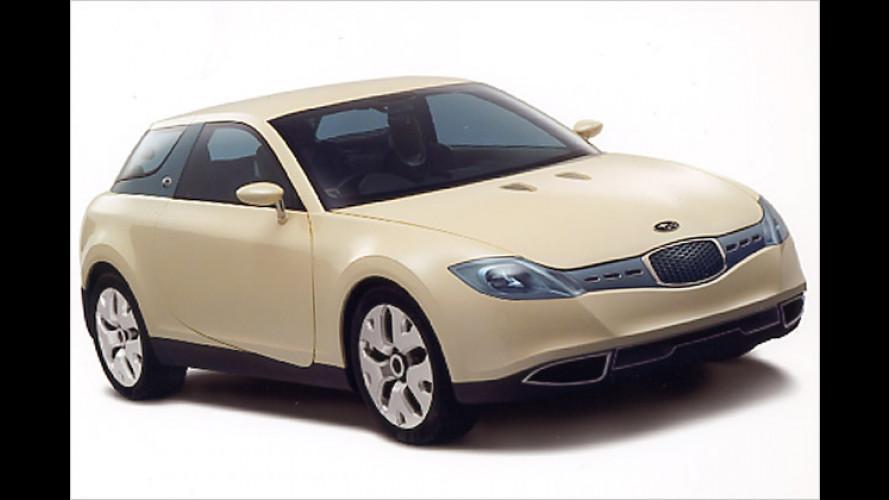 Subaru Crossover: Hybrid für Mischung aus Kombi und SUV