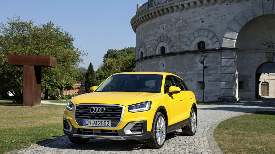 Audi Q2 - Un nouveau 2.0 TFSI de 190 ch