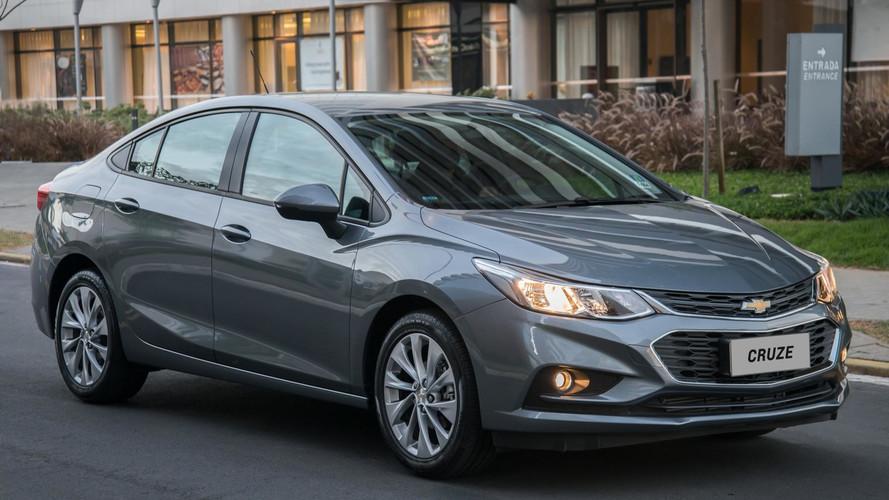 Chevrolet Cruze adotará 1.5 turbo e câmbio CVT nos EUA