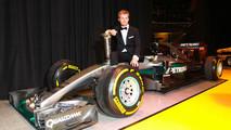 Nico Rosberg, W07