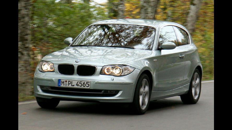 Eins, zwei, drei: Der neue 1er-Top-Diesel im Test
