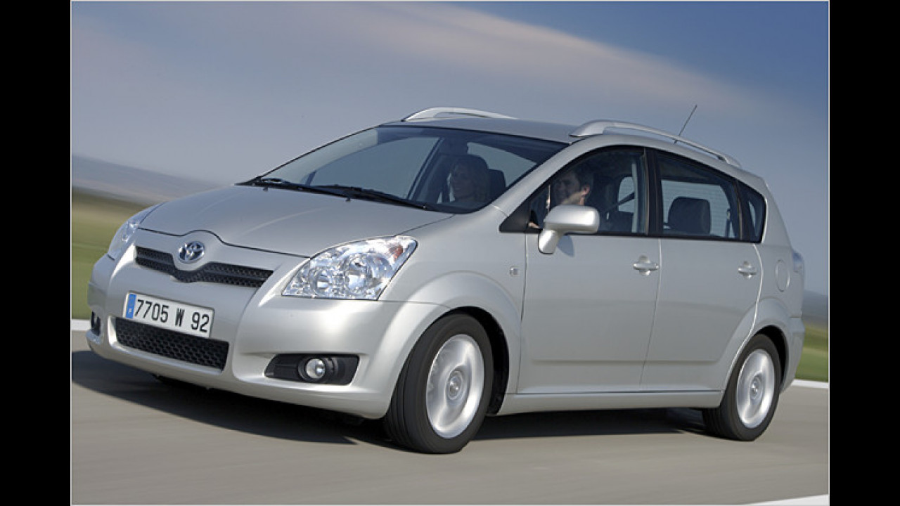 Toyota Corolla lebt weiter