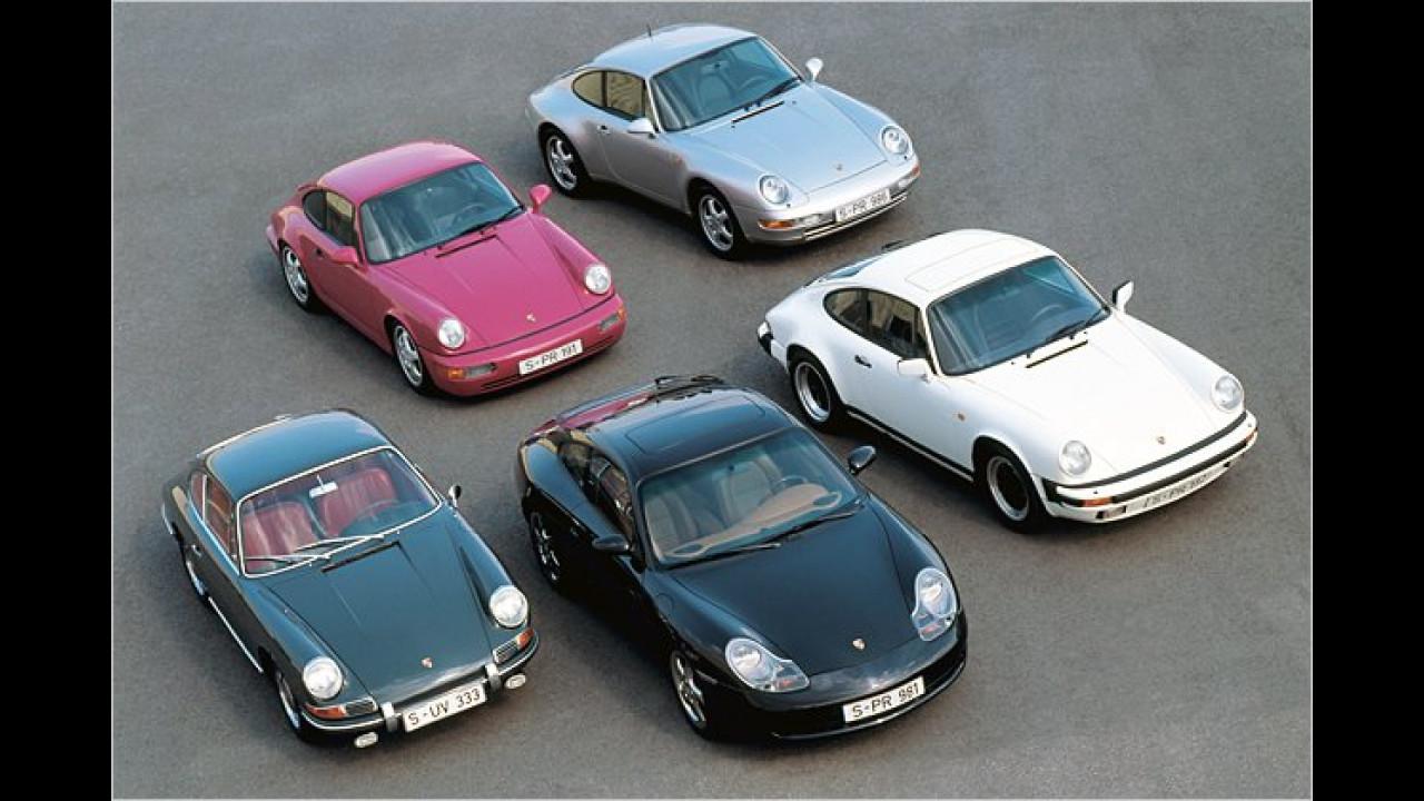 Platz 2: Porsche 911 (26,9 Prozent)