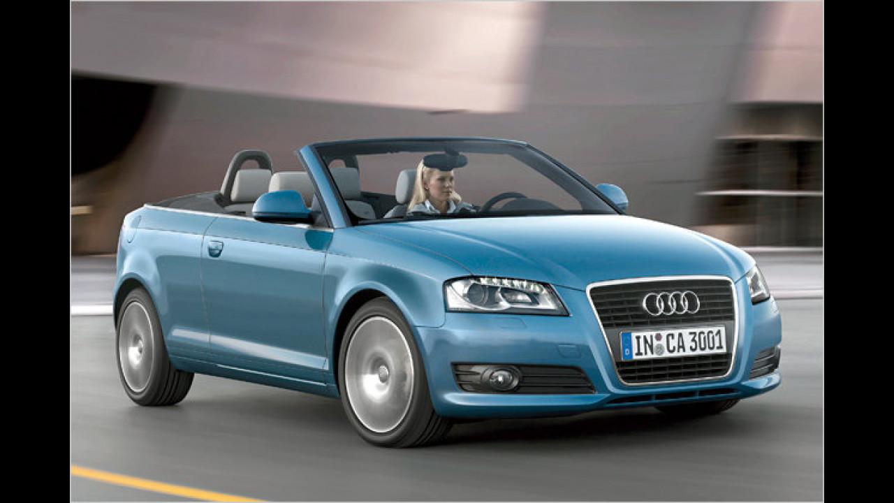 Audi A3 Cabriolet 1.6 TDI Attraction