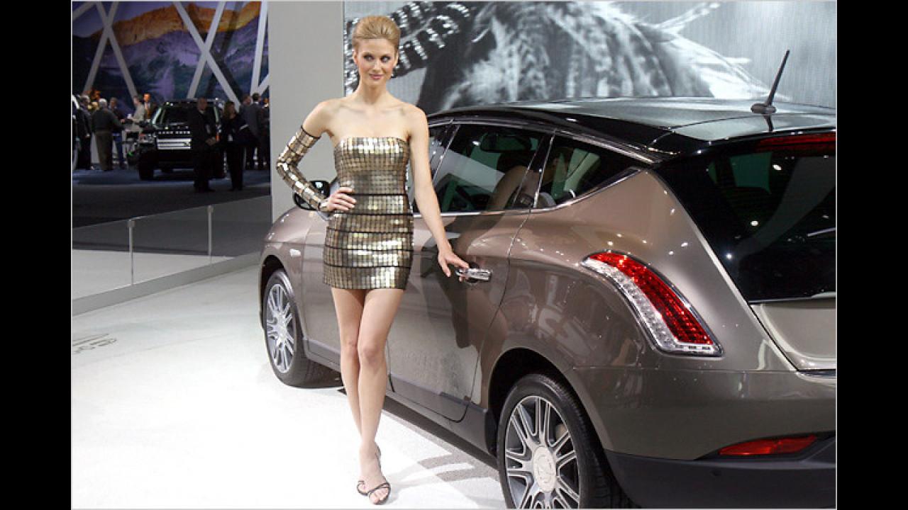Dieser Schwung ... diese Anmutung ... DAHER nehmen Autodesigner ihre Inspirationen!