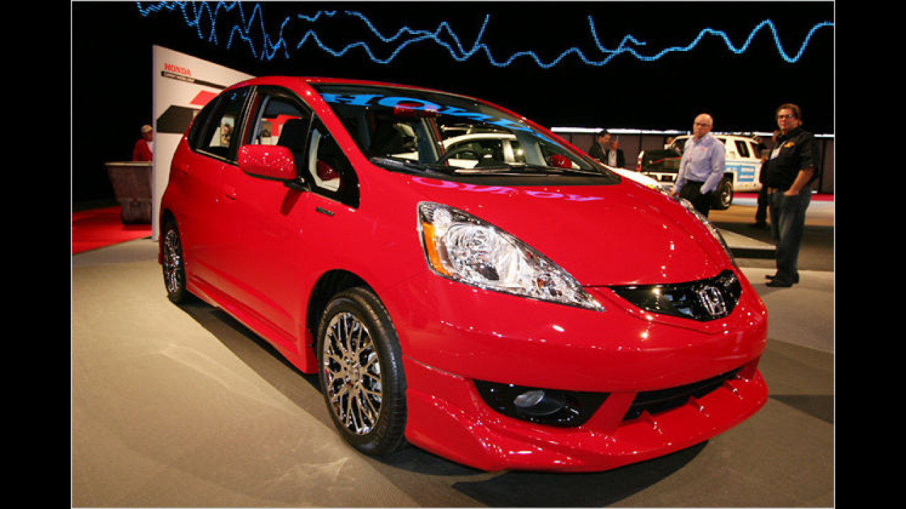 Honda Fit Sport Mugen