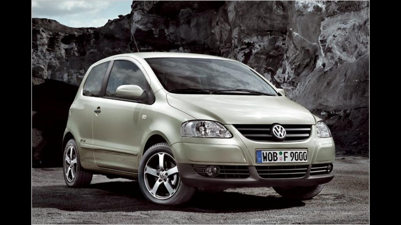 Konkurrent VW Fox eingestellt