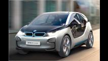 BMW: Das sind i3 und i8