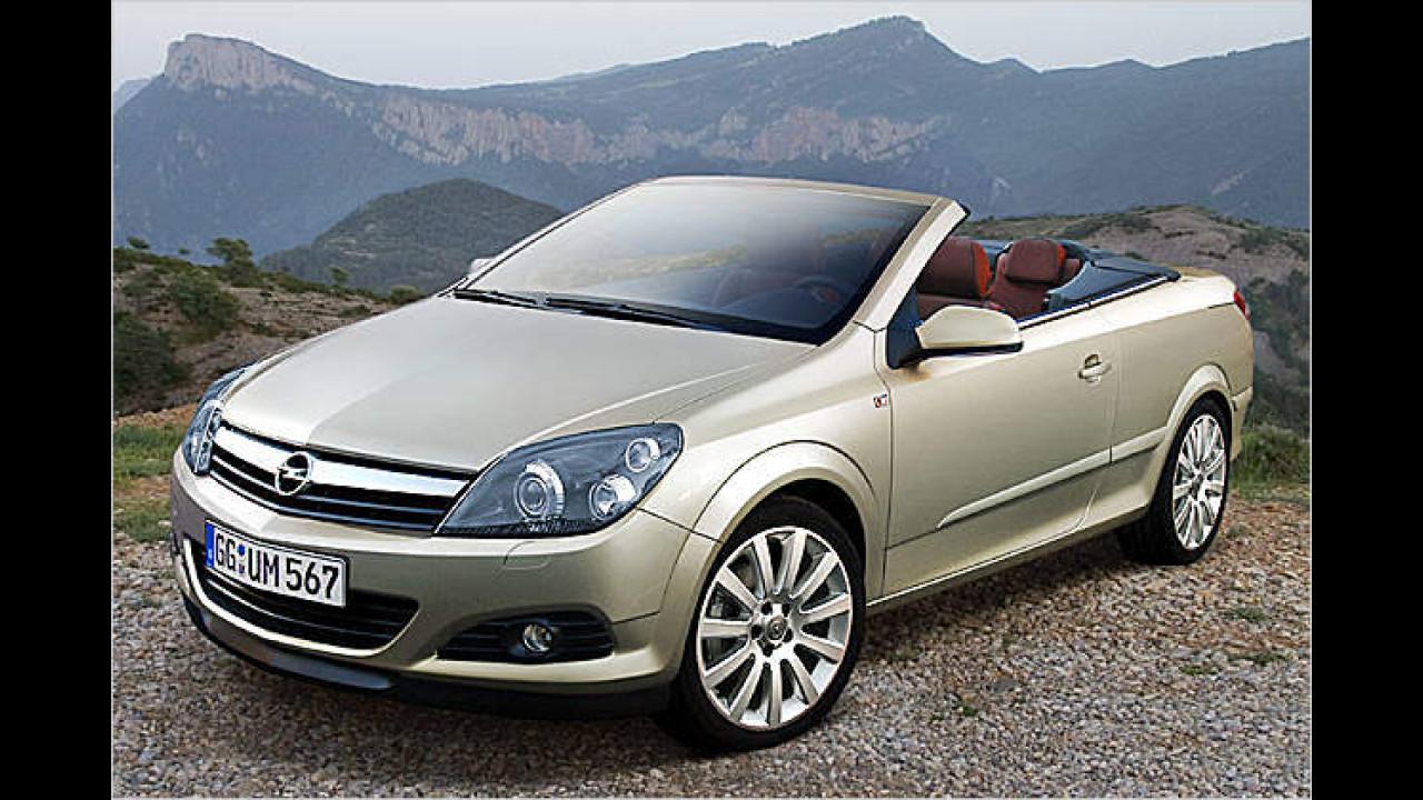 Opel Astra TwinTop 1.9 CDTI