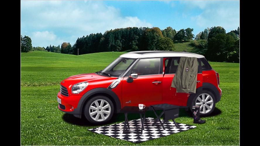 Lässig oder edel: Picknick-Sets von Mini und Rolls-Royce