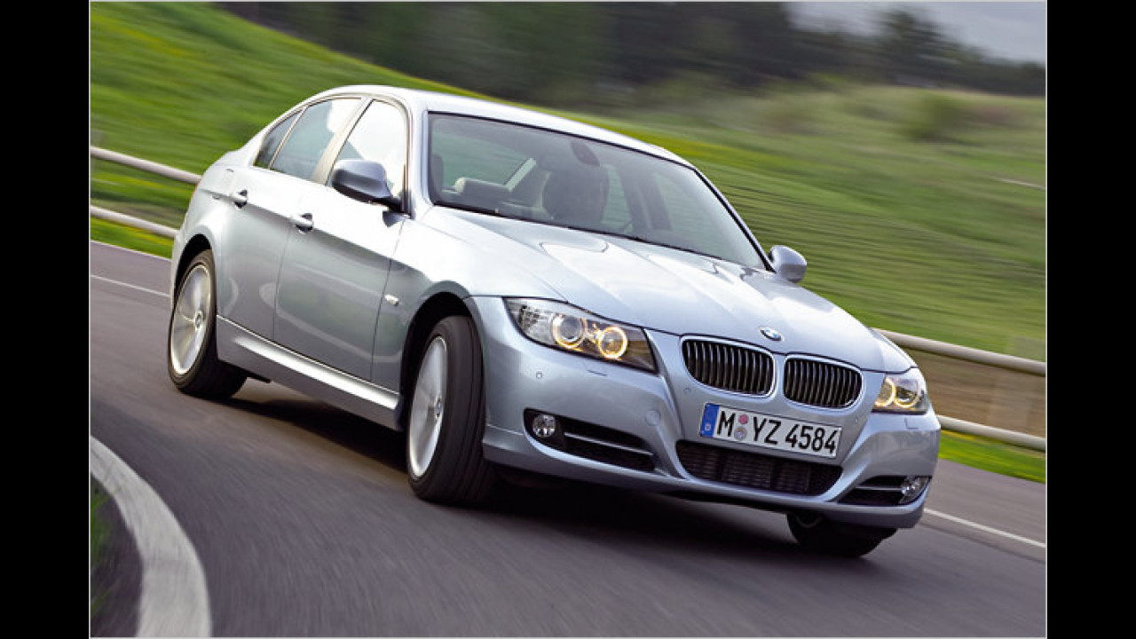 BMW 325d DPF