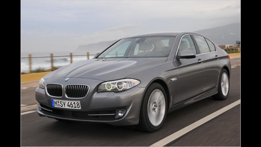 Der neue BMW 5er: Die Meisterklasse aus Bayern