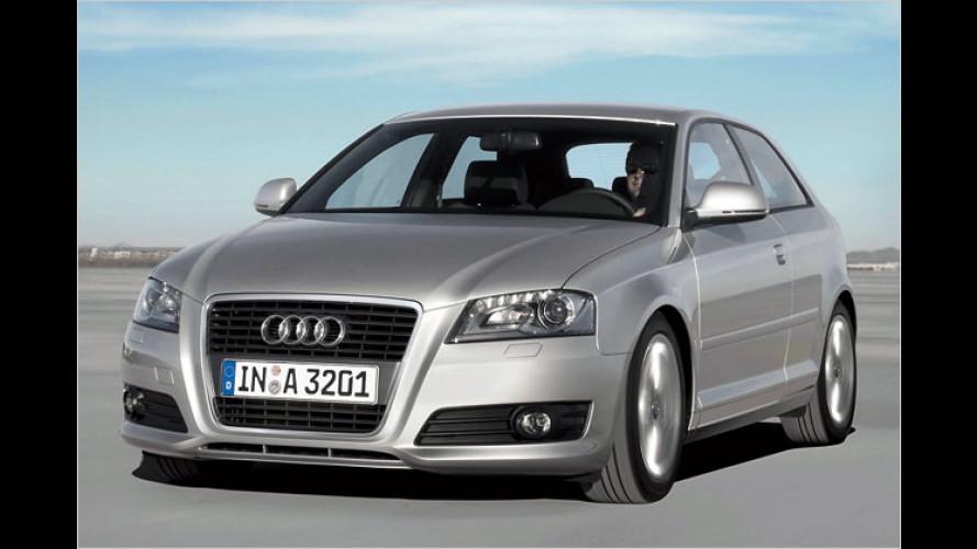 Audi A3 1.6 TDI: Darfs etwas weniger sein?