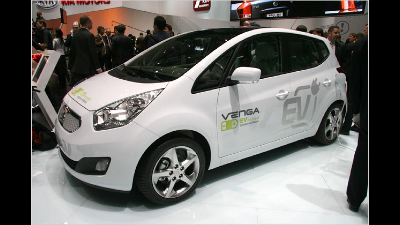 Kia Venga EV