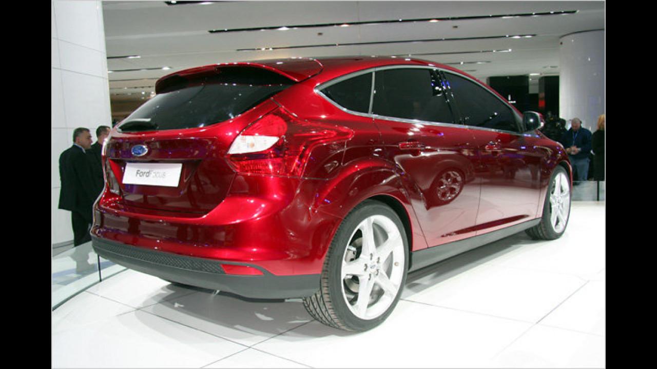 Ford Focus Fünftürer