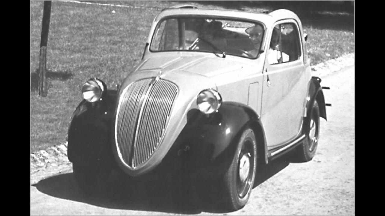 Fiat 500 A: