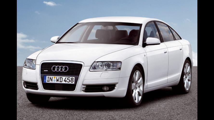 Die vier Ringe werden teurer: Audi erhöht die Preise
