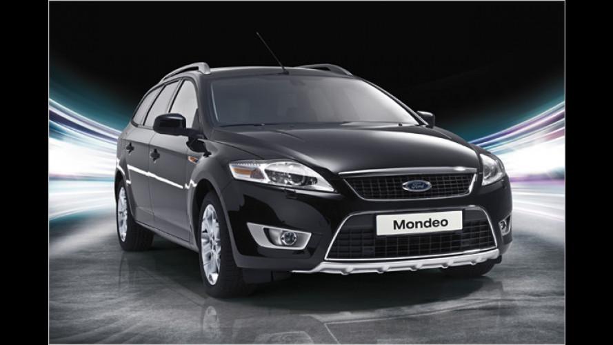 "Limitiertes Editionsmodell: Der Ford Mondeo Turnier ,Sport"""