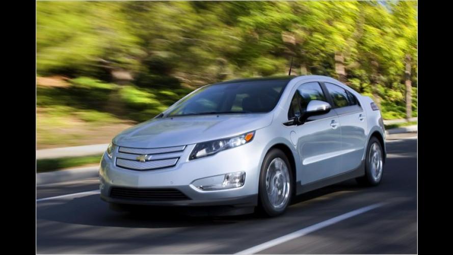 Günstige Heimladestation für Chevrolet-Volt-Kunden