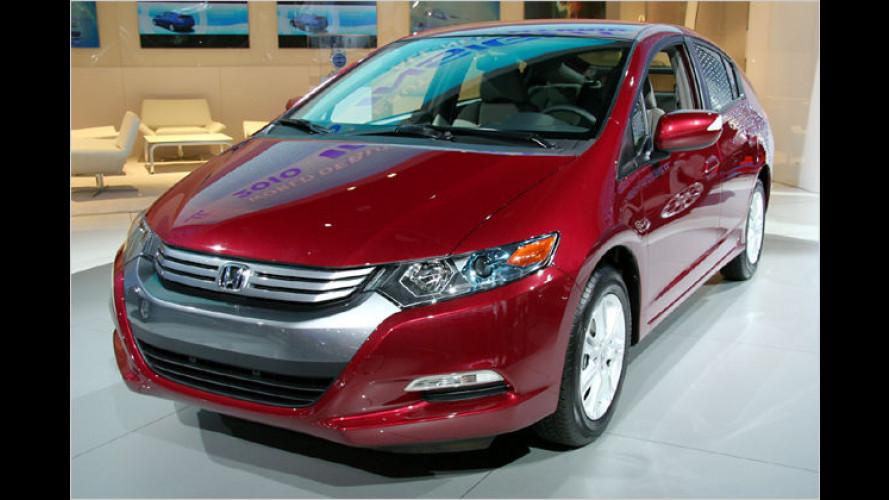 Hybridisierung für alle: Das ist der neue Honda Insight