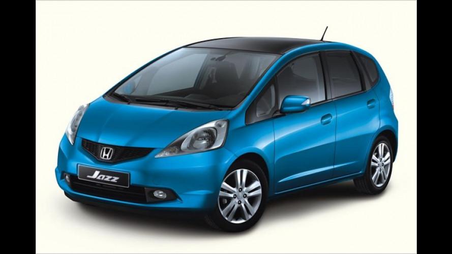 Honda zeigt neuen Jazz