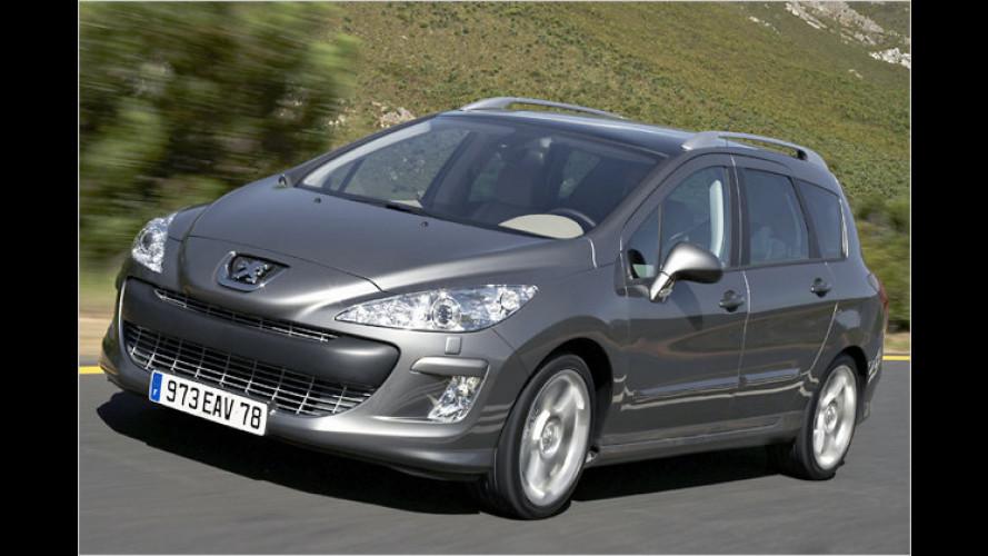 Kompakte Spar-Kombis: Geräumige Autos mit wenig Verbrauch