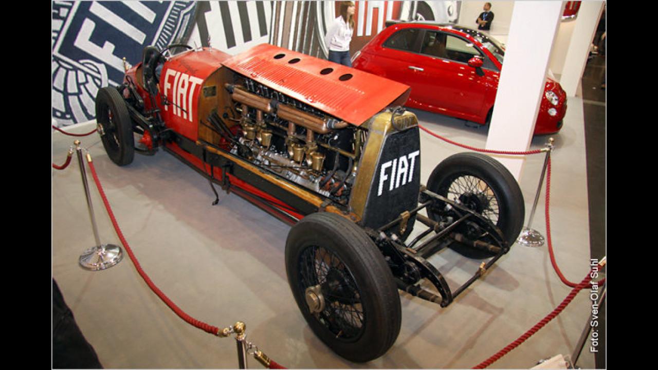 Fiat SB4 ,Mefistofele
