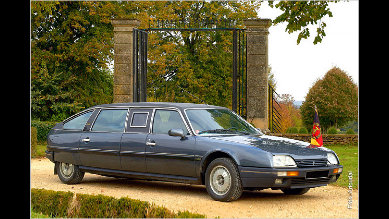 Citroën CX 25 GTI Prestige Turbo 2