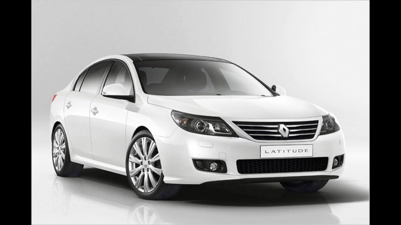 Neuer Renault Latitude