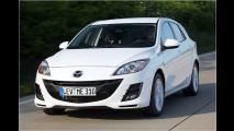 Mazda 3 mit Start-Stopp