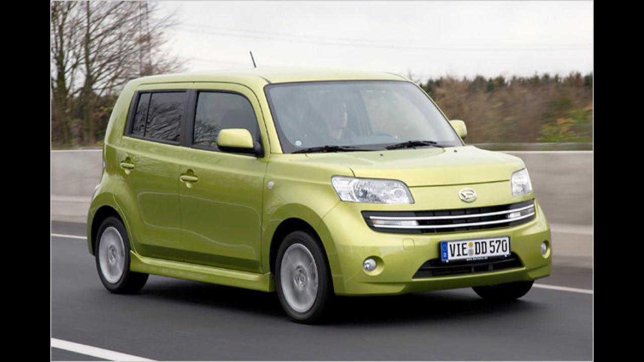 Daihatsu Materia 1.5 Eco 4WD