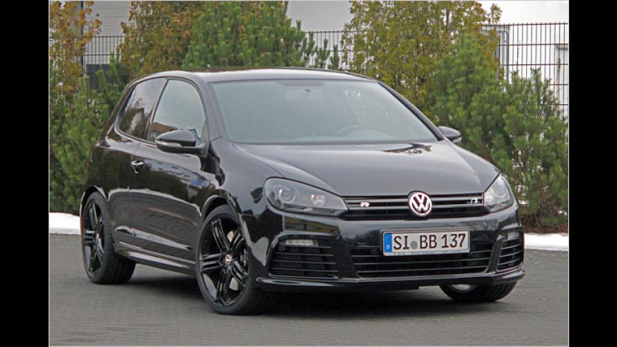 B&B powert den neuen VW Golf R auf bis zu 362 PS