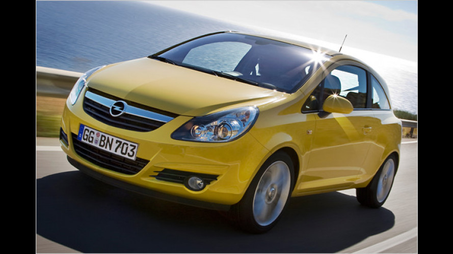 Frisch gemacht: Opel Corsa mit neuen Motoren im Test
