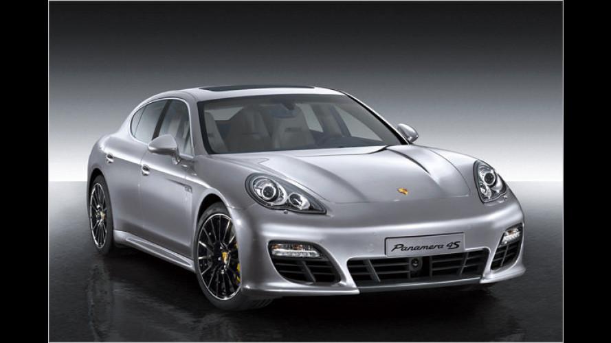 Porsche Panamera mit mehr Schmackes ab Werk