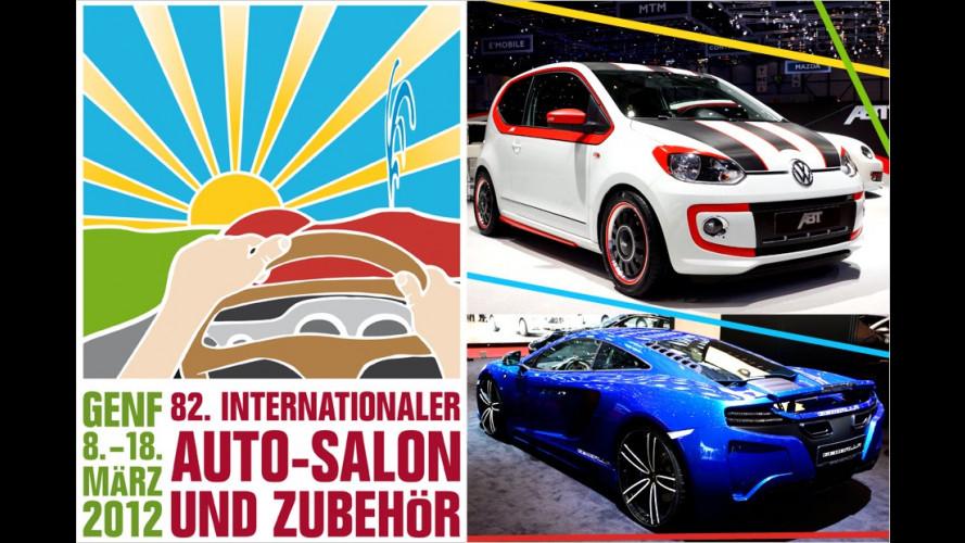 Genfer Autosalon 2012: Das Tuning-Aufgebot