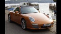 Test: Porsche 911 Targa 4