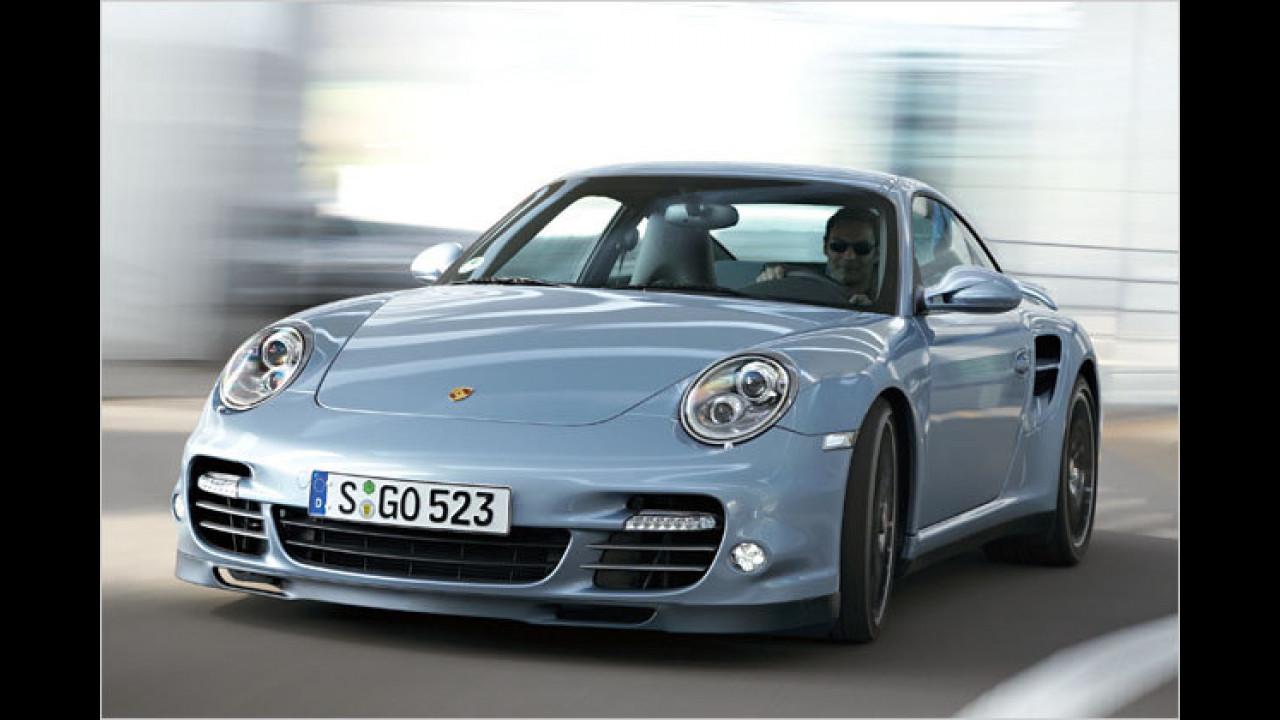 Porsche 911 Turbo S Coupé PDK