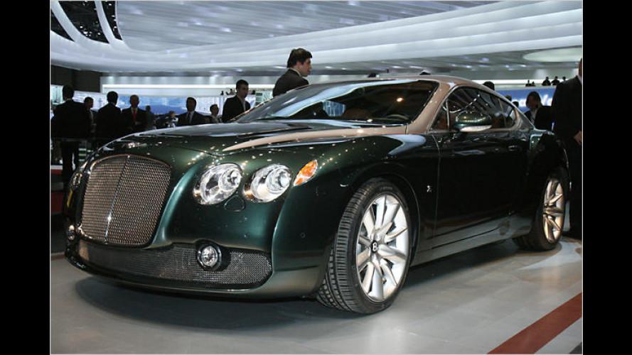 Zagato Bentley GTZ: Hommage an die britischen GTs