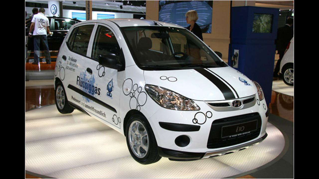 Hyundai i10 Gas